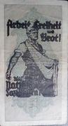 1,000 Mark (Nazi propoganda note) – reverse