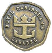 Token - Royal Caribbean's Labadee – obverse