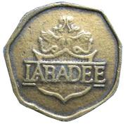 Token - Royal Caribbean's Labadee – reverse
