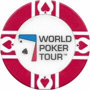 Game Token - World Poker Tour – obverse