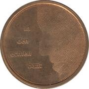 Token - Royal Dutch Mint (Claus) – obverse