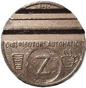 Token - Gettone Apparecchi Automatici (010; Z; 24.5 mm) – reverse