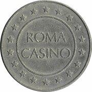 Amusement Token - Roma Casino – obverse