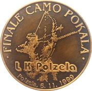 Token - Finale CAMO pokala, Lokostrelski klub Polzela (Polzela) – obverse
