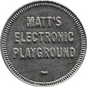 Token - Matt's Electronic Playground – obverse