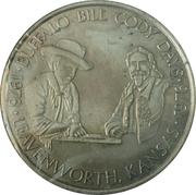 Buffalo Bill Cody Days – obverse