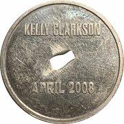 Token - Heineken Music Hall (Kelly Clarkson) – obverse