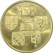1 Euro - l'Alliance Nord-Ouest – obverse