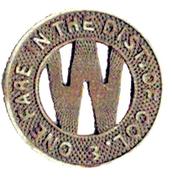 1 Fare - Capital Transit Co. (District Of Columbia, Washington) – reverse