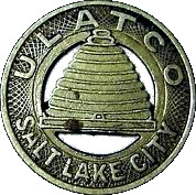 1 Fare - ULATCO (Salt Lake City) – obverse