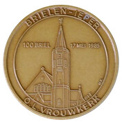 100 Briel - Brielen - Ieper – obverse