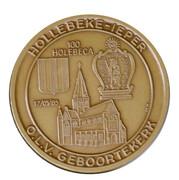 100 Holebeca - Hollebeke - Ieper – obverse
