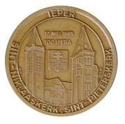 100 Ipera - Ieper – obverse
