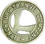 1 Fare - Lynchburg Transit Company – obverse