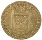 Counter Token -  Louis XIIII (Nuremberg) – reverse