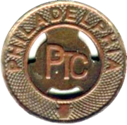 1 Fare - Philadelphia PTC – obverse
