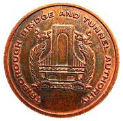Token - Triborough Bridge & Tunnel Authority (Manhattan, NY) – obverse