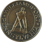 Williamsport Pennsylvania – obverse