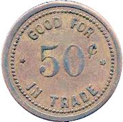 50 Cent - KPM Co – reverse