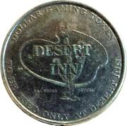 1 Dollar Gaming Token - Desert Inn (Las Vegas) – obverse
