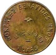 10 Cents - Gonzalez Benavides Hnos – obverse