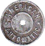 Token - American Automatic – reverse