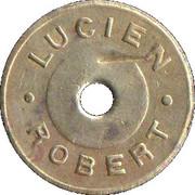 Jeton Prime - Lucien Robert – reverse