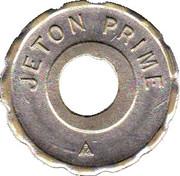 Jeton Prime - Bidanel Automatiques – obverse