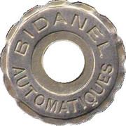 Jeton Prime - Bidanel Automatiques – reverse