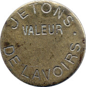 Washer Token – obverse