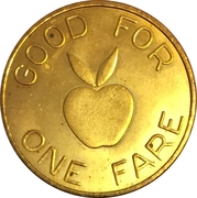 1 Fare - AppalCART (Boone, NC) – reverse