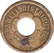 Jeton Prime - Appareil distributeur (Katz) – reverse