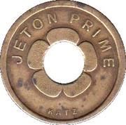 Jeton Prime - Appareil distributeur (Katz) – obverse