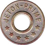 Jeton Prime (6 stars) – obverse