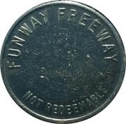 Token - Funway Freeway – reverse