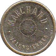 50 Centimes - Marchand (Valenciennes) – obverse