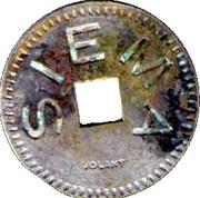 75 Centimes - Siema – obverse