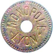 50 Centimes - Monopole (Lyon) – obverse