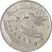 3 Daalders - VOC (Shipbuilding and repair) – obverse