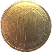 50 Cents - Casino Aix-En-Provence (Groupe Partouche) – reverse