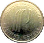 50 Cents - Casino de Plouescat (Groupe Partouche) – obverse