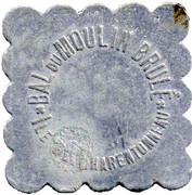 Token - Bon pour une danse - Bal du Moulin Brûlé (Maison-Alfort) – obverse