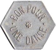Token - Bon pour une danse - Gailhac (Paris) – reverse