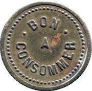 1 Franc - Bon à Consommer – obverse