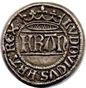 Token Collection BP - Le Trésor des Rois de France (№14 - Louis XI) – obverse