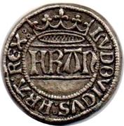Token Collection BP - Le Trésor des Rois de France (№14 - Louis XI) – obverse