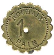 1 Pain - Gruau (Roubaix) – reverse