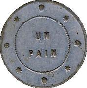 1 Pain - L'esperance Societe Cooperative (Wasquehal) – reverse