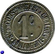 1 Centime - Boulangerie (Chalons) – obverse