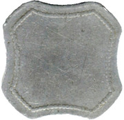 Milk Token - Coopérative de la Mine de Saint-Pierremont (Mancieulles) – reverse